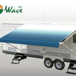 RV Patio Awning Fabric for Metal Shield