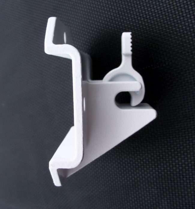 RV Awning bottom mounting bracket