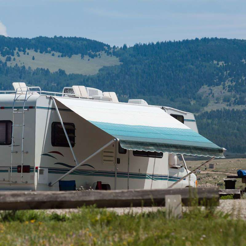 Rv Entertaining And Cooking Outdoors Rv Awnings Mart