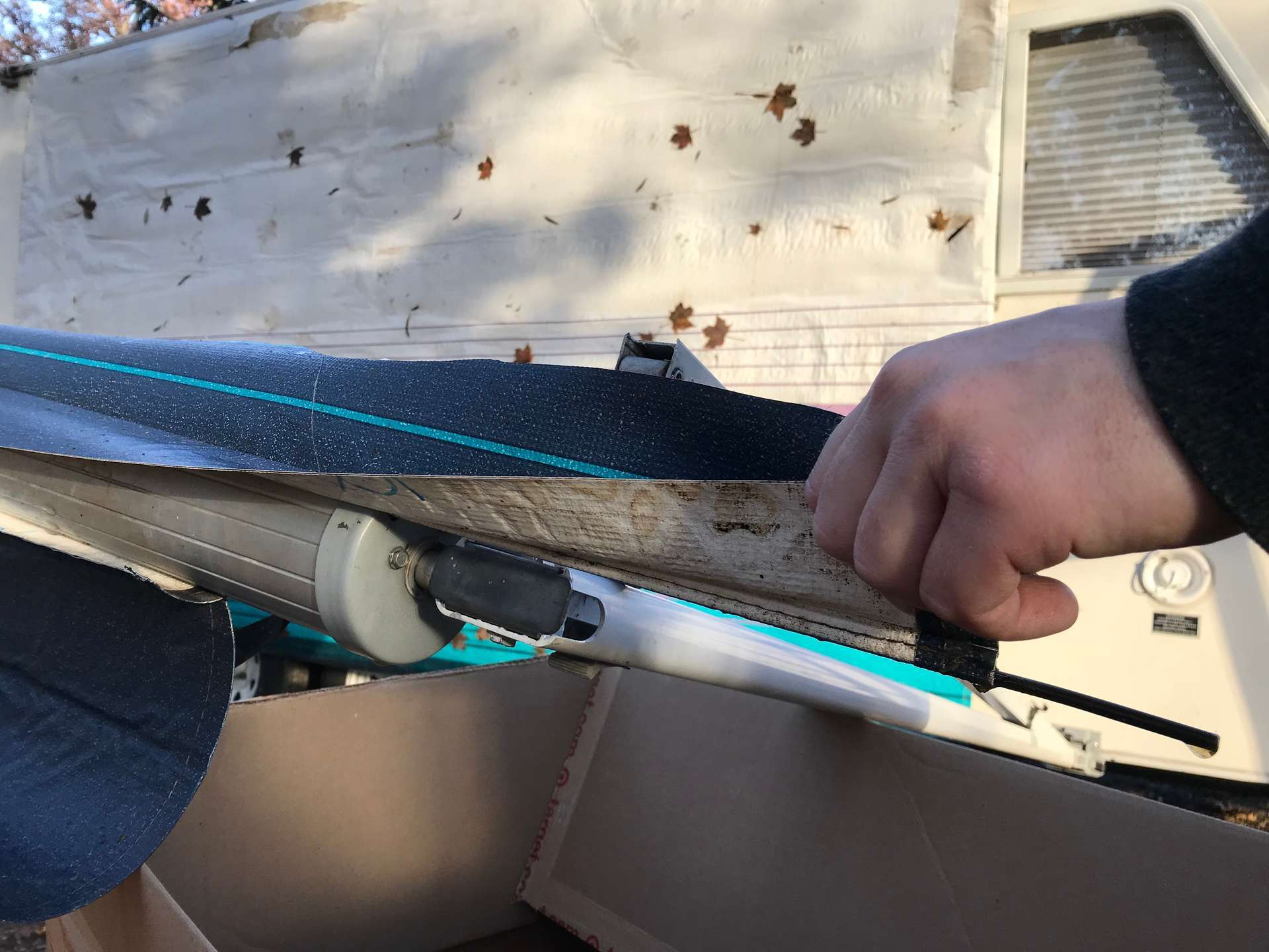 A Checklist for Proper Awning Maintenance - RV Awnings Mart